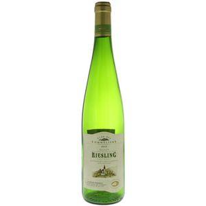 VIN BLANC Riesling Vin d' Alsace - Blanc - Sec - 75 cl