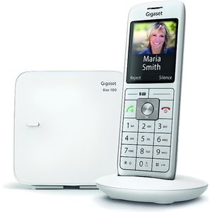 Téléphone fixe GIGASET Téléphone Fixe CL 660 Blanc