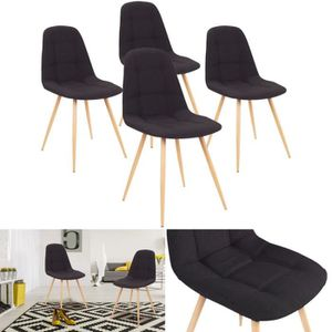 chaise scandinave tissu achat vente chaise scandinave. Black Bedroom Furniture Sets. Home Design Ideas