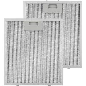 Argent Filtre à graisse pour Baumatic Hotte Metal Mesh Ventilation 300 x 240 mm
