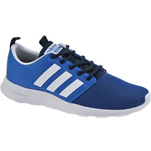 huge selection of 3c037 efd47 BASKET Adidas Cloudfoam Swift AW4155 Homme Baskets Bleu