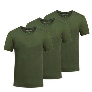 Nouveau Hommes T-shirts Top Qualité Tailles XS S M L XL XXL 3XL T Shirt 20 Couleurs