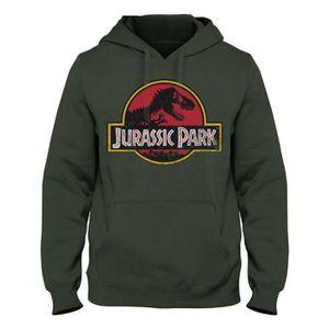SWEATSHIRT Sweat-shirt Jurassic Park - Logo