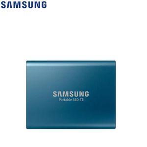 DISQUE DUR SSD Samsung T5 SSD 500G Disque Dur SSD portable avec c