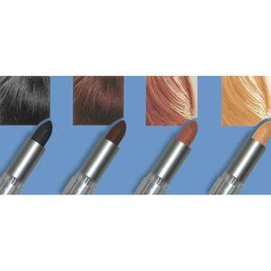 COLORATION Stylo à teindre les cheveux marron noir - 35120125