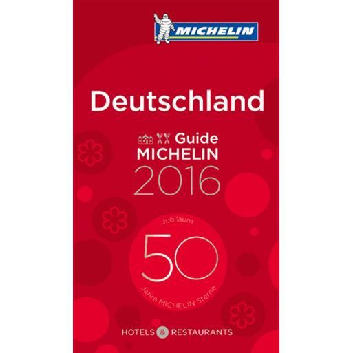 GUIDES MONDE Guide Michelin Deutschland