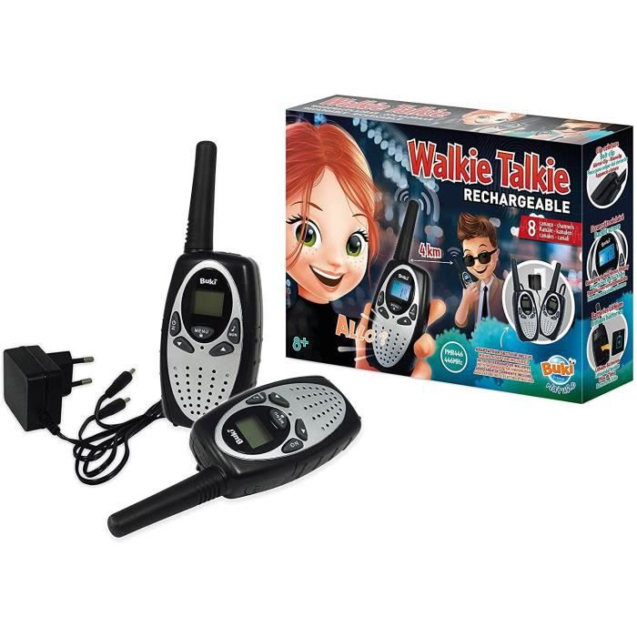 Talkie Walkie Rechargeable - Multimédia enfant