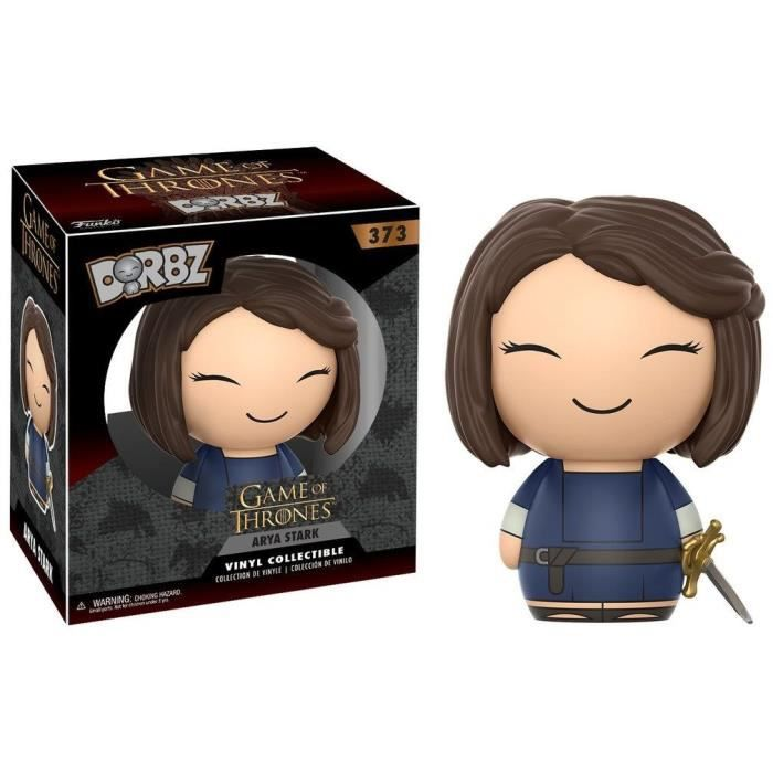 Figurine Funko Dorbz Game of Thrones : Arya Stark