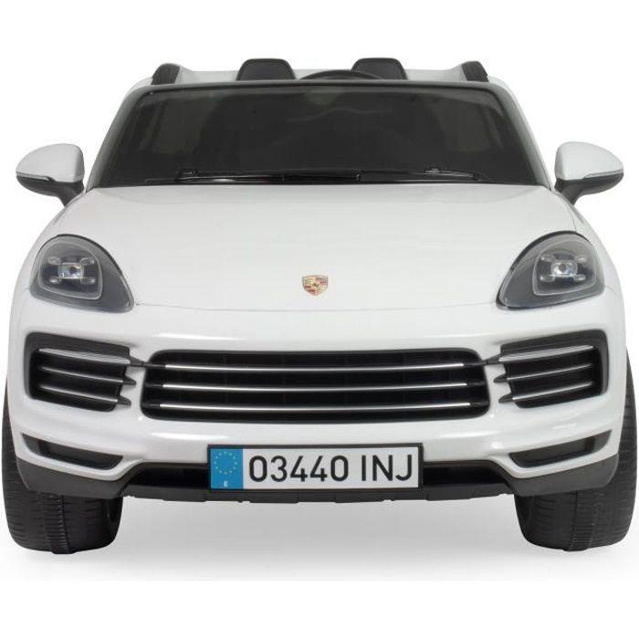 PORSCHE Voiture électrique 12 V Porsche Cayenne Sport