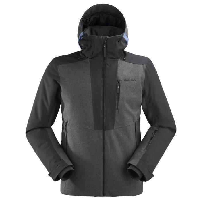 Veste De Ski Eider Brooklyn 3.0 Noir Homme