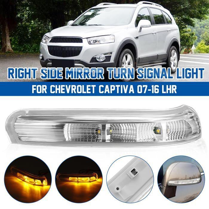 NEUFU Droite Clignotant Rétroviseur Turn Signal LED Pour Chevrolet Captiva 2007-2016