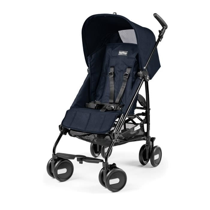 PEG PEREGO Poussette Canne Pliko Mini Bloom Navy