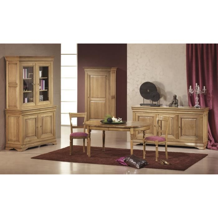 biblioth que 2p chinon chene massif achat vente. Black Bedroom Furniture Sets. Home Design Ideas