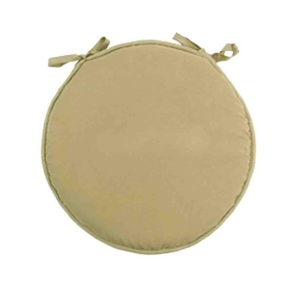 Object moved for Coussin rond de chaise
