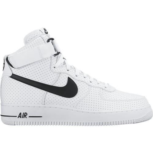 Basket NIKE AIR FORCE 1 HIGH '07 - Age - ADULTE, Couleur - BLANC, Genre - HOMME, Taille - 45,5