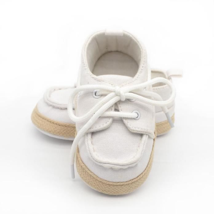 Soft Bb Chaussures Semelle Gar Tout Blanc Fille Enfant petits on Chaussure fw6OqwIxr