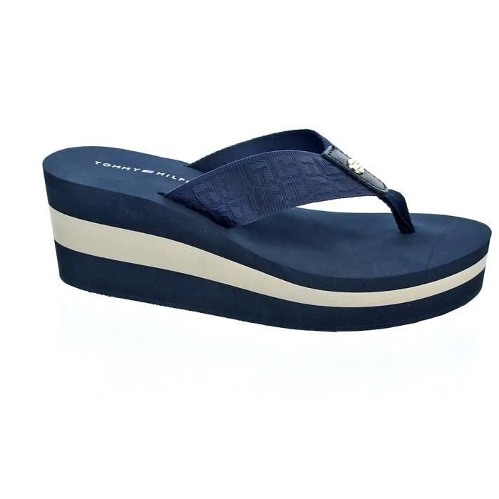 Tongs - Tommy Hilfiger Comfort MidFemmeRouge 36 THDXvX
