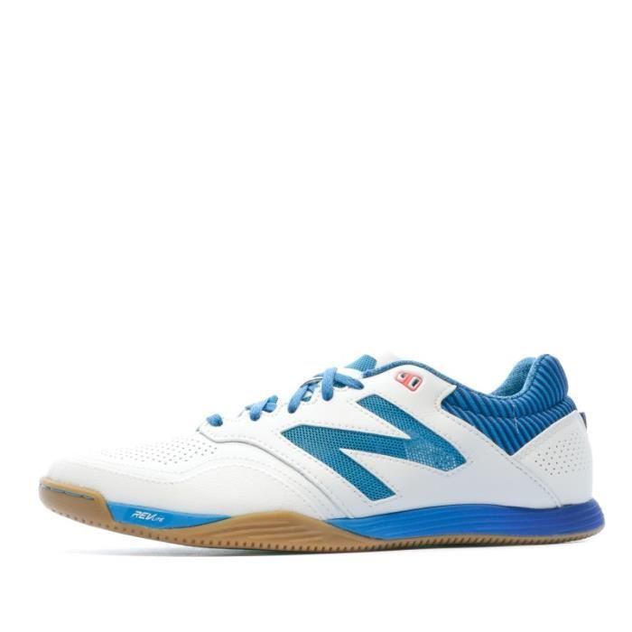 Chaussures de futsal blanc homme New Balance Audazo - Cdiscount Sport