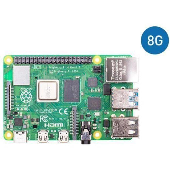 Les meilleurs Raspberry Pi 4 5