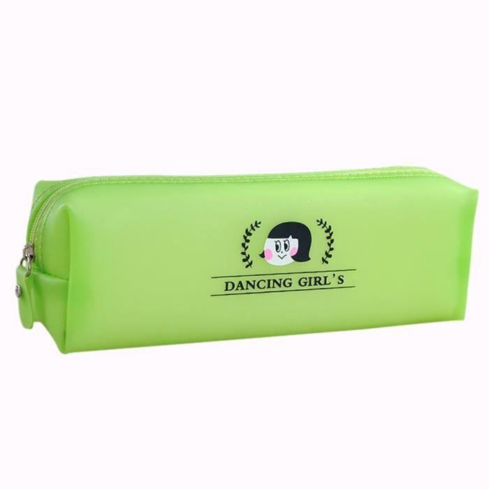 1pc Animaux Cat Porte-Monnaie Femme Mini Gel de silice Change Portefeuilles Fille Enfants Argent Sac Coin Enfants Zipper Petite Poche