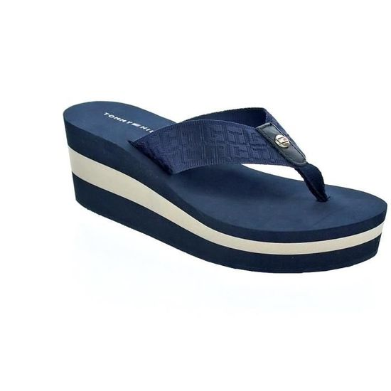 Tongs - Tommy Hilfiger Comfort MidFemmeRouge 36 qZgGSz