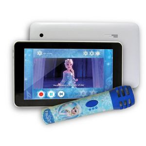 TABLETTE ENFANT LA REINE DES NEIGES Tablette Ingo + Micro Karaoké