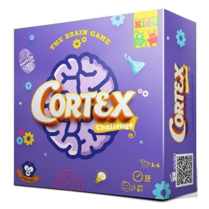 CORTEX Challenge Kids - Jeu de société