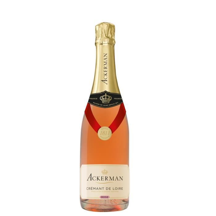 Ackerman 1811 - Crémant de Loire Rosé