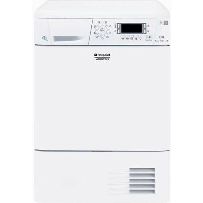 sèche linge condensation pas cher