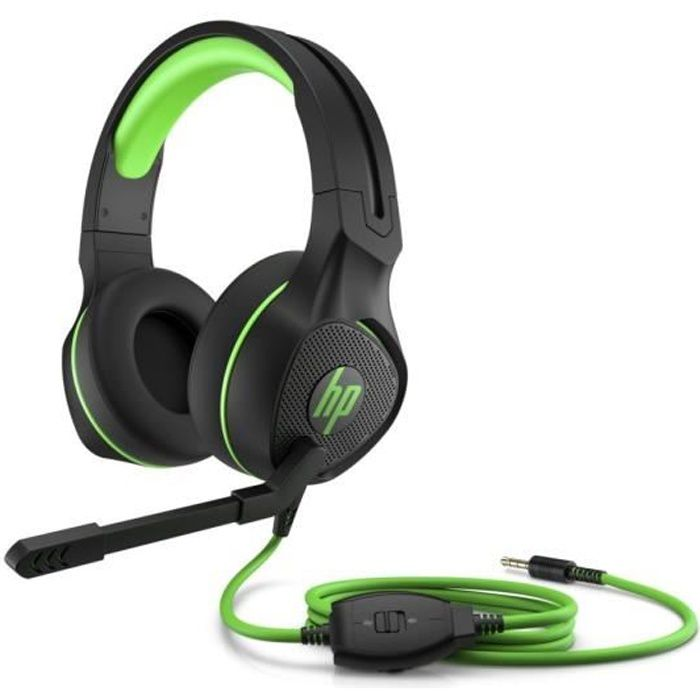 CASQUE AVEC MICROPHONE HP Casque Pavilion Gaming 400 Headset  4BX31AA - N