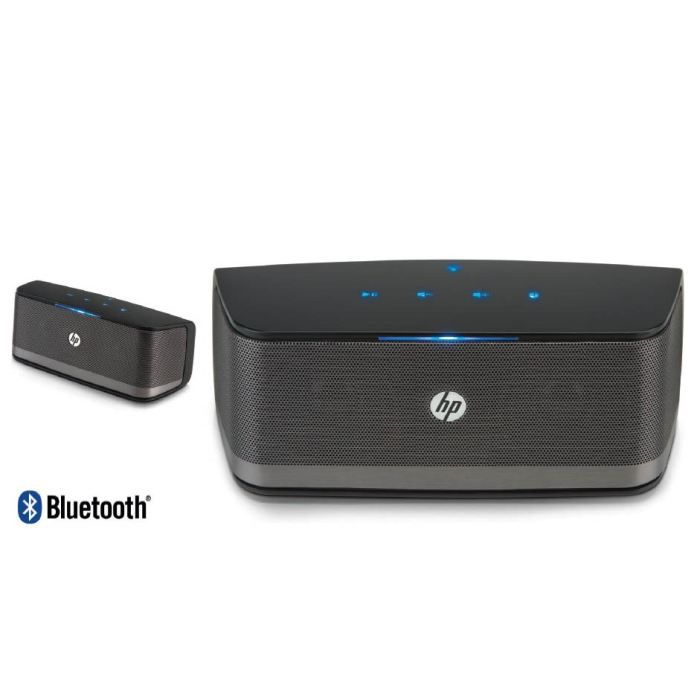 hp enceinte portable sans fil bluetooth prix pas cher. Black Bedroom Furniture Sets. Home Design Ideas