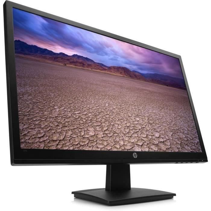 "ECRAN ORDINATEUR HP 1CA81AA - Ecran 27"" Full HD - Dalle TN - 1 ms -"