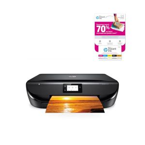 IMPRIMANTE HP Imprimante All-in-One Envy 5020 + carte Instant