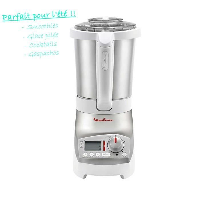 Moulinex lm9001b1 soup co achat vente blender cdiscount - Blender moulinex soup and co ...