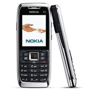 Téléphone portable NOKIA E51
