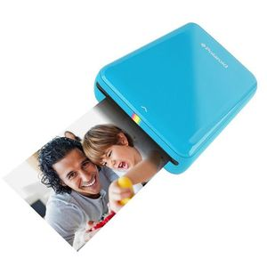 IMPRIMANTE POLAROID ZIP Bleu Imprimante mobile iOS / Android