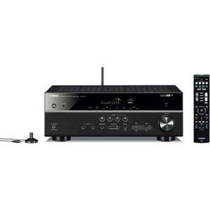 AMPLIFICATEUR HIFI YAMAHA HTR4071BL Amplificateur Home-Cinéma 5.1 - 8