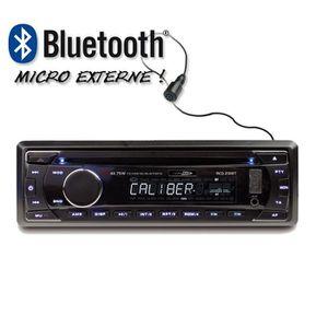AUTORADIO Caliber RCD231BT Autoradio CD/USB/SD/Bluetooth - A
