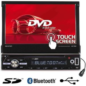 AUTORADIO CALIBER RDD571BT Autoradio DVD / USB / SD / Blueto