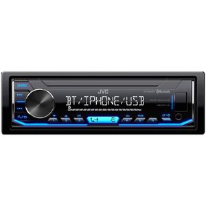 AUTORADIO JVC Autoradio KD-X351BT - Bluetooth - Iphone - And