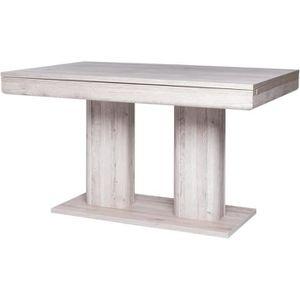TABLE À MANGER SEULE HEIDELBERG Table à manger extensible de 6 à 10 per