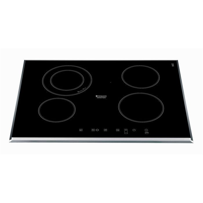 hotpoint ariston krc741dz table de cuisson. Black Bedroom Furniture Sets. Home Design Ideas
