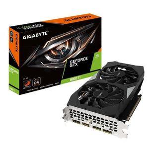 CARTE GRAPHIQUE INTERNE GIGABYTE Carte graphique GeForce GTX 1660 Ti  6 Go