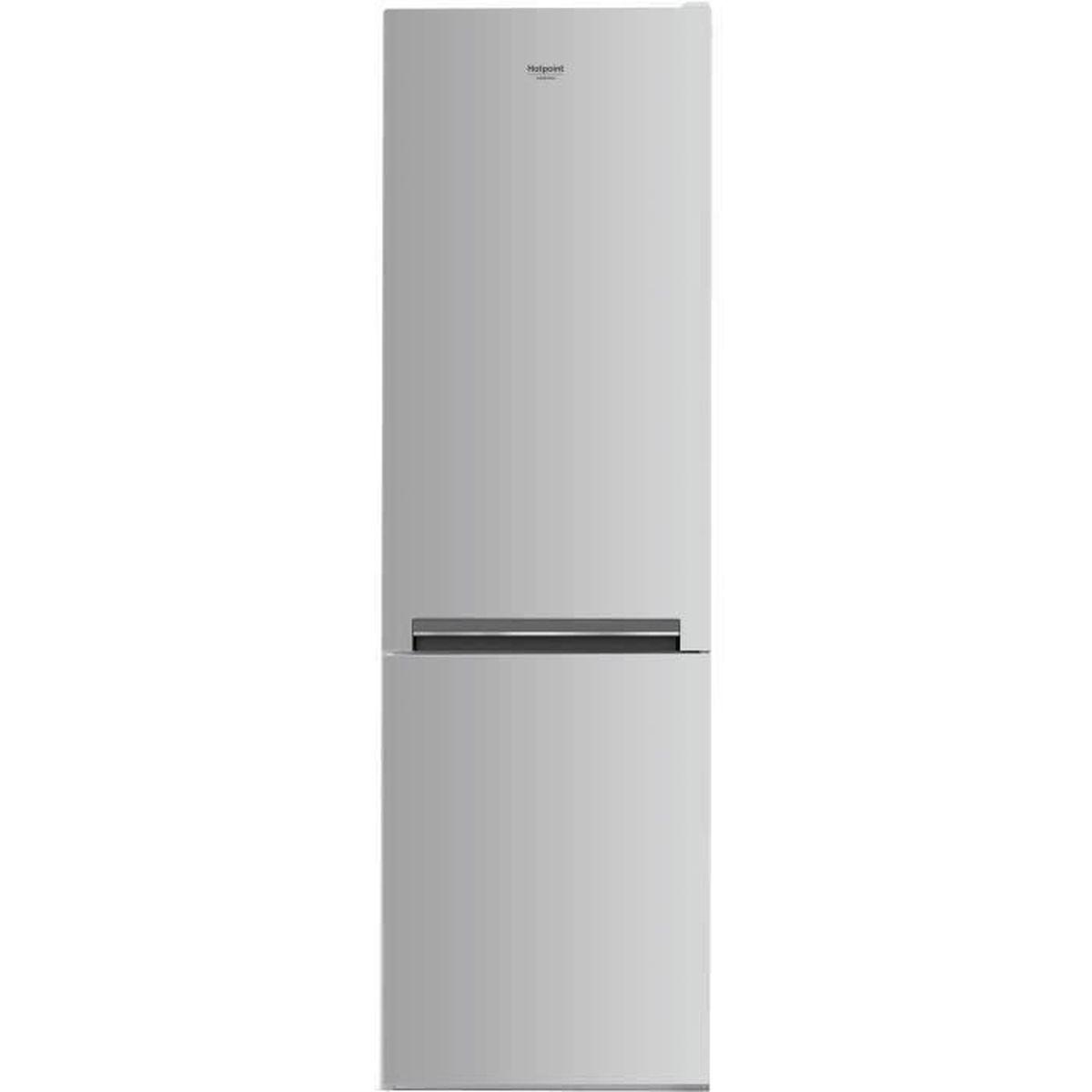 RÉFRIGÉRATEUR CLASSIQUE HOTPOINT H8A1ES - Réfrigérateur congélateur bas -