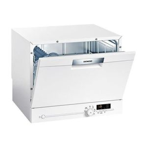 LAVE-VAISSELLE SIEMENS SK26E221EU Lave vaisselle compact pose lib