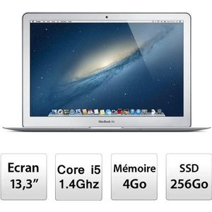 "Vente PC Portable Apple MacBook Air 13,3"" MD761F/B pas cher"