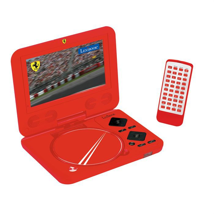 lecteur dvd portable ferrari achat vente lecteur cd dvd enfant lecteur dvd portable ferrari. Black Bedroom Furniture Sets. Home Design Ideas
