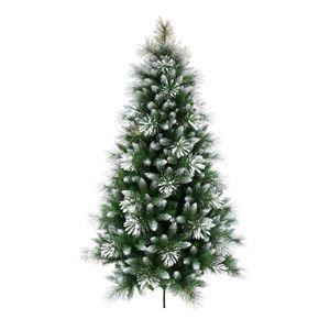 SAPIN - ARBRE DE NOËL Sapin de Noël artificiel Luxe semi-floqué - PVC -
