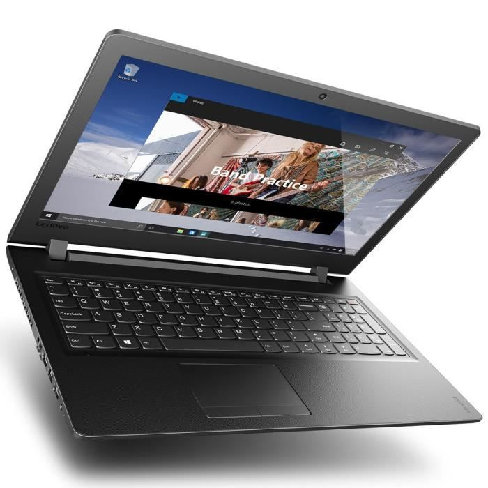 "ORDINATEUR PORTABLE Lenovo PC Portable  Ideapad 110-15IBR - 15""6 - RAM"