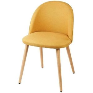 Chaise scandinave achat vente chaise scandinave pas for Salle a manger jaune moutarde